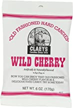 product image for Claey's Wild Cherry Drops, 6-Ounce Packages (Pack of 12)