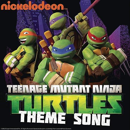 Amazon.com: Teenage Mutant Ninja Turtles Theme Song: Teenage ...