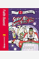Super Ace and the Space Traffic Jam: Level 2 (I Can Read! / Superhero Series) Kindle Edition