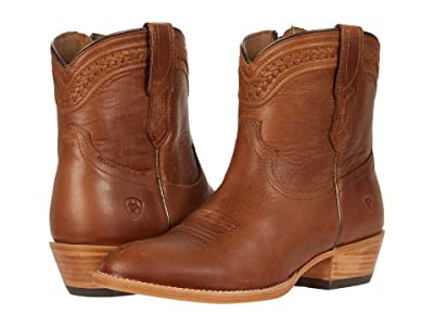 Ariat Legacy R Toe (Amber) Cowboy Boots