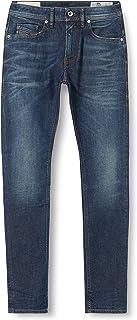 Diesel Thommer Pantaloni Slim Fit Dark Blue Wash Denim Jeans