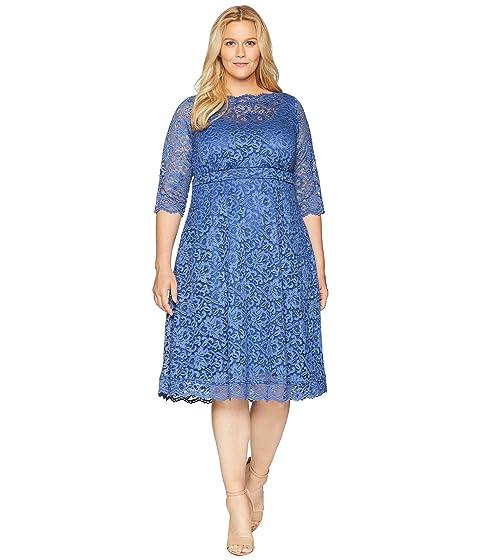 773f07ae74522 Kiyonna Lacey Cocktail Dress at Zappos.com