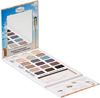 The Balm Makeup Balmsai 18 Colors Eyeshadow And Brow Palette