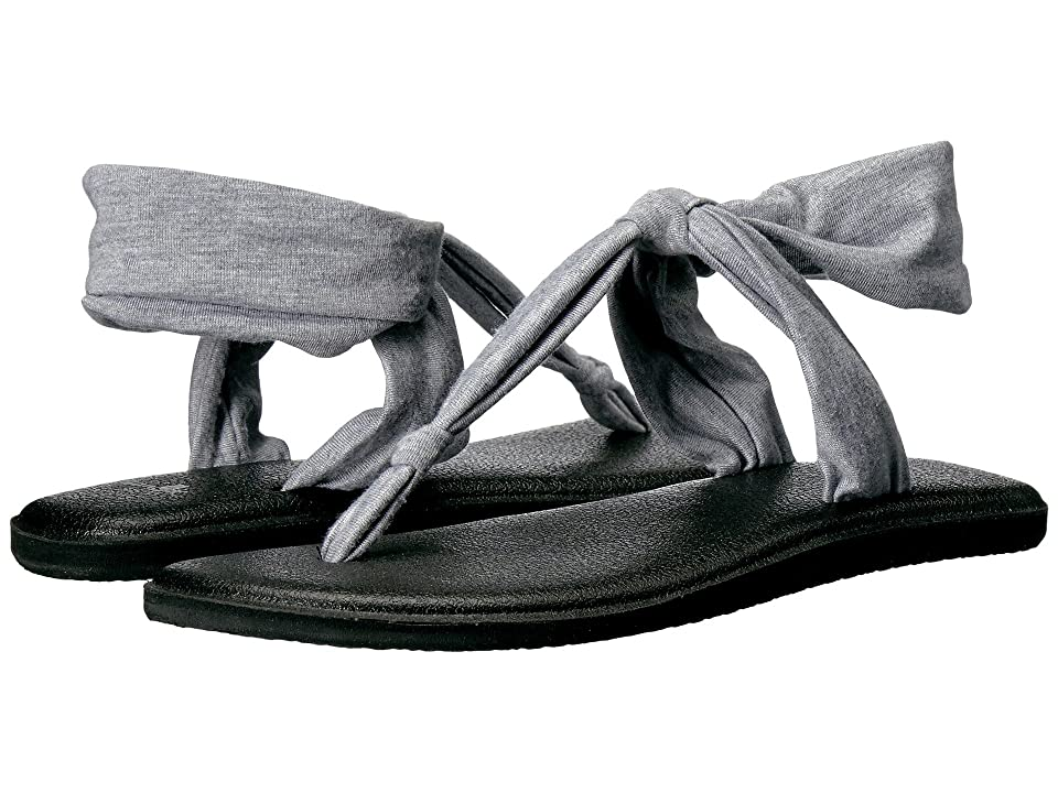 Sanuk Yoga Sling Ella (Grey) Women
