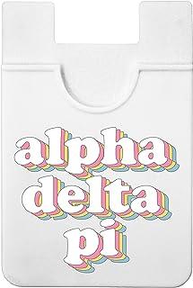Alpha Delta Pi - Retro Koala Pouch - Adhesive Cell Phone Wallet
