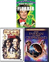 Elastic Goo called Flubber Disney Classic Children's Fantasy Films: The Indian in the Cupboard + Hook Robin Williams (DVD ...