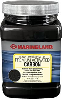 Marineland Black Diamond Media Premium Activated Carbon, 10 Ounce
