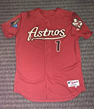 Craig Biggio Houston Astros Game Used Worn Jersey 2003 LOA - MLB Game Used Jerseys