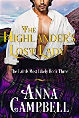 The Highlander's Lost Lady: The Lairds Most Likely Book 3 Kindle Edition