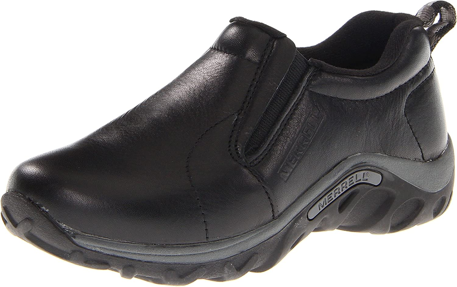 Merrell Jungle Moc Kids Leather Austin Free shipping anywhere in the nation Mall