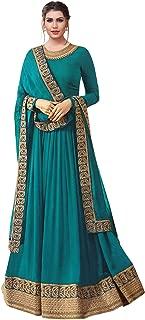 Fashion Basket Women's Anarkali Salwar Suit