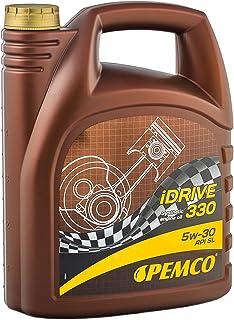 Pemco Aceite 5w30 Lubricante de motor para coche Sintético 5L