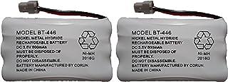 BT446 BT-446 BBTY0503001 BT-1004 BT-1005 GE-TL26402 BT-504 CPH-488B Rechargeable Cordless Telephone Battery DC 3.6V 800mAh...