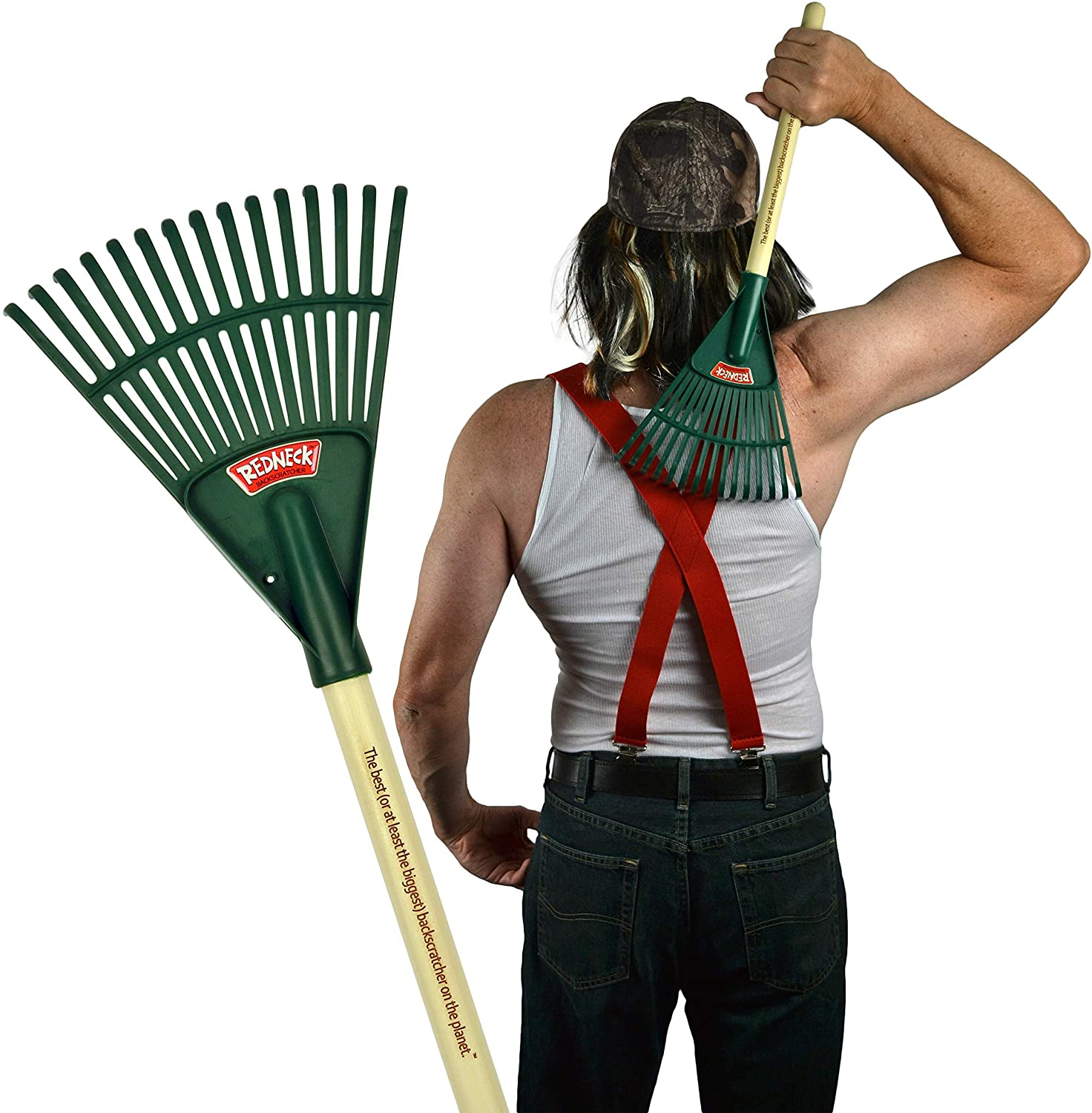 Redneck Backscratcher–The Best or at Biggest The Department store specialty shop Back Least