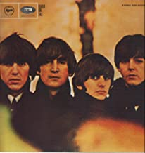 Beatles For Sale + Tracklist Flyer