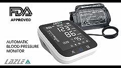 Amazon.com: Monitor de presión arterial de LAZLE: Máquina ...