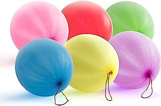 Giraffe – Neon Punch Balloons – (30 Count)