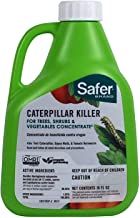 Safer Brand 5163 Caterpillar Killer II Concentrate, 16 Oz