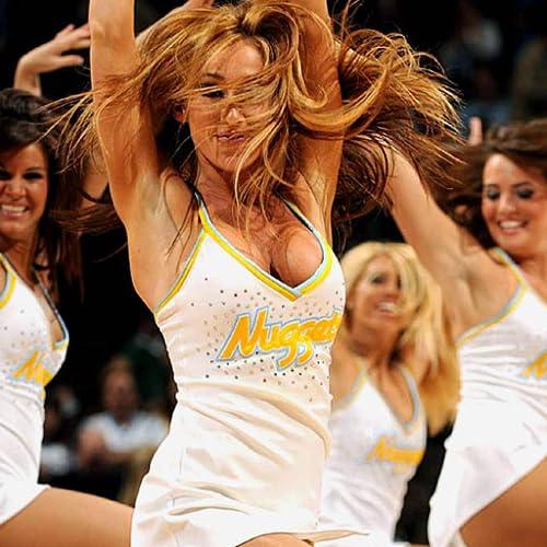 Denver Nuggets Cheerleaders