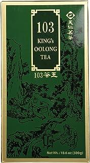 Ten Ren King's 103 Green Oolong Tea, 10.6oz