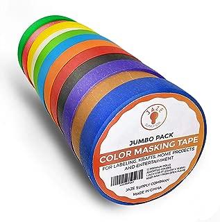 colored label tape