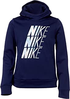 Nike Girl's Therma Unicorn Hooded Pullover