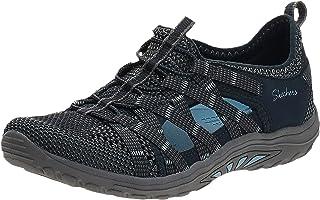 حذاء رياضي ريجاي فيست – نيب- من سكيتشرز باربطة جانبية وشبكة على المقدمة