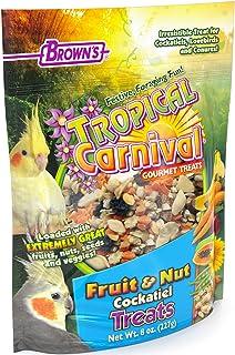 Brown's Tropical Carnival Gourmet Cockatiel Treats