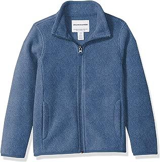 Girls Full-Zip Polar Fleece Jacket