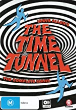 The Time Tunnel Complete Series | 8 Discs | NON-USA Format | PAL | Region 4 Import - Australia
