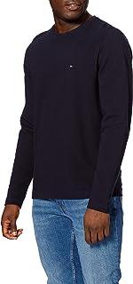 Tommy Hilfiger WAFFLE LONG SLEEVE TEE heren T-Shirt