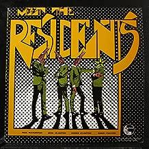 The Residents - Meet The Residents - Lp Vinyl Record