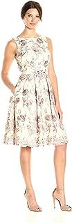 Eliza J Women's Boat Neck Party Dress