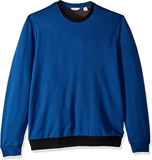 Calvin Klein Men's Long Sleeve Heat Transfer Logo...