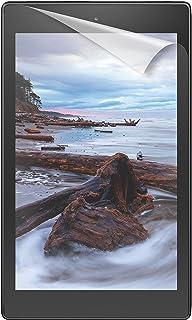 NuPro - Pellicola di protezione schermo per Fire HD 8 (tablet 8'', 7ᵃ e 8ᵃ generazione, modelli 2017 e 2018), set da 2