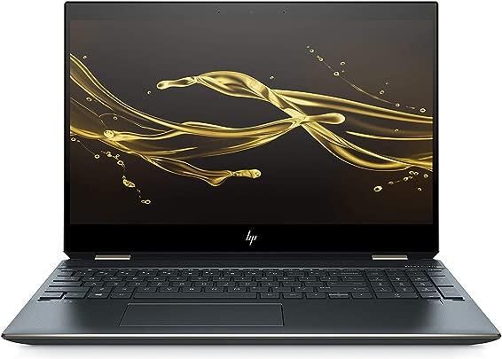 HP Spectre x360 15-df0126ng 15 6 Zoll UHD IPS Touch Convertible Laptop Intel Core i7-8750h 2TB SSD 16GB RAM NVIDIA GeForce GTX 1050 Ti 4GB Win 10 Home Poseidon Blau Schätzpreis : 2.509,00 €
