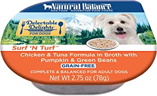 Natural Balance Delectable Delights Chicken