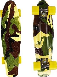 High Bounce Skateboards Complete 22 Inch Skateboard for Kids Girls Boys