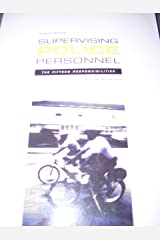By Paul M. Whisenand - Supervising Police Personnel: The Fifteen Responsibilities: 6th (sixth) Edition Paperback