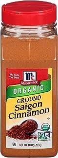 Sponsored Ad - McCormick Organic Ground Saigon Cinnamon, 10 oz