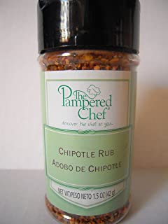 Pampered Chef Chipotle Rub