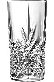 Arcoroc ARC L7254 Broadway 300 ml, cristal, 6 unidades Vaso de whisky transparente