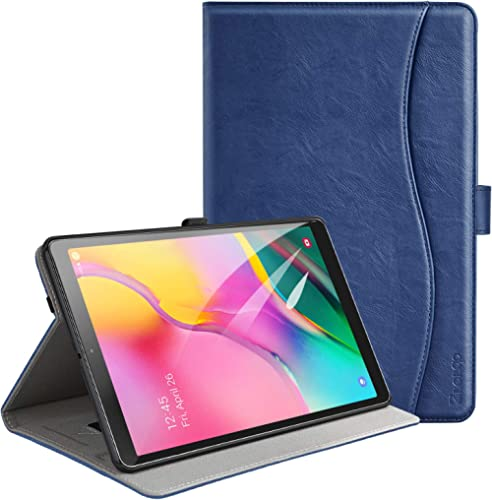 ZtotopCase for Samsung Galaxy Tab A 10.1 Inch 2019(SM-T510/T515), PU Leather Folding Stand Folio Cover with Pen Holde...