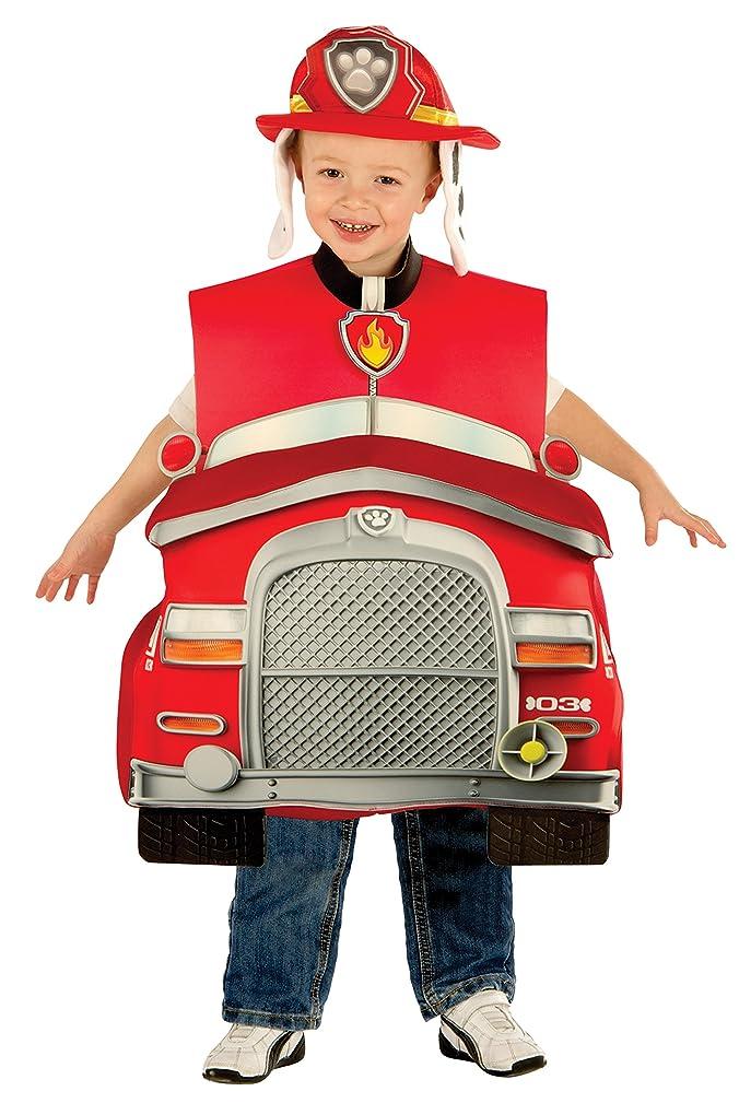 Rubie's Paw Patrol Marshall 3D Child Costume, Small