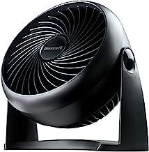 Honeywell HT-900 TurboForce - Ventilador de circulación de aire, color negro, pequeño