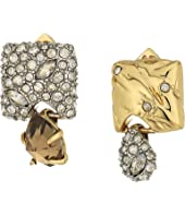 Alexis Bittar - Mismatched Stud Earrings
