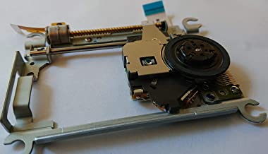 Totalconsole OEM Replacement Lens Unit TDP-082W w/Full Deck Assembly for Playstation 2 Slim SCPH-7000x