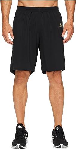 """Response 9"""" Gold Shorts"""