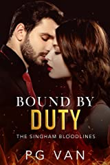 Bound By Duty: Second Chance with Enemy Kindle Edition