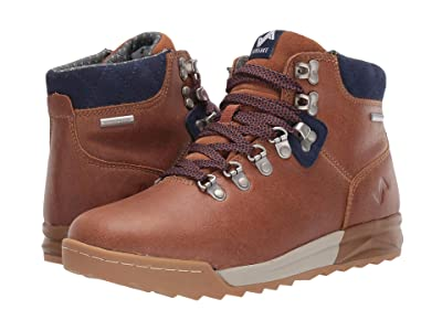 Forsake Patch (Brown/Navy) Women